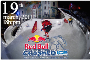 Red Bull Crashed Ice 2011